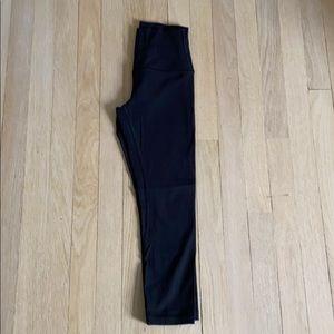 Lululemon Align 21inch Crop Black Legging